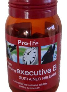Prolife executive B tablets