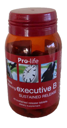 PROLIFE EXECUTIVE B TABLETS