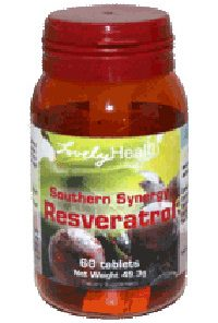 Resveratrol, 60x50mg tablets