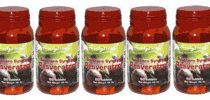 Resveratrol 5pack