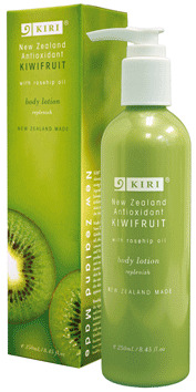 kiwifruit body lotion