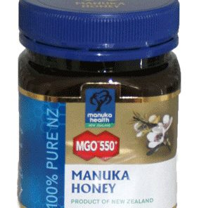 Manuka Honey Active , MGO 550, 250gm