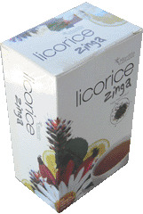 Licorice zinga