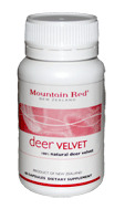 Mountain Red Deer Velvet