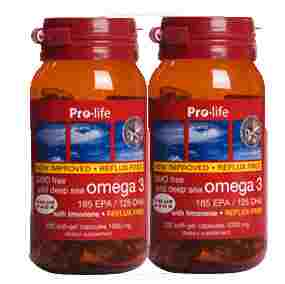 Prolife Omega 3, twin pack