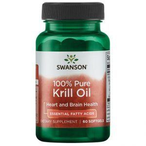 Krill oil 100% pure from Swanson