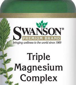 Magnesium, Triple Magnesium Complex Swanson