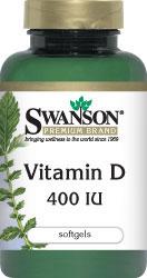 Vitamin A & D, Swanson